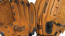 First Fathers Day gift ideas, youth baseball gloves