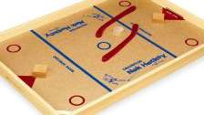 tabletop game, nok hockey