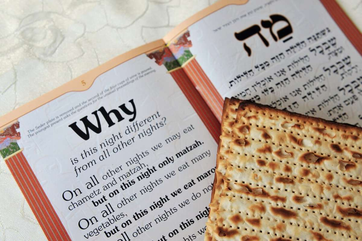 photo relating to Children's Passover Seder Printable referred to as Youngster-Helpful Haggadah Things to do - FamilyEducation