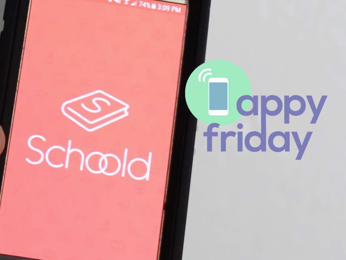 Schoold is a great free college search app for teens