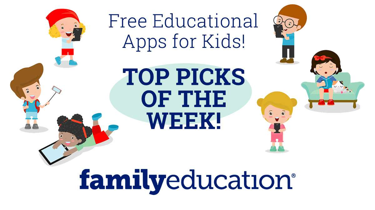 Free educational apps of the week