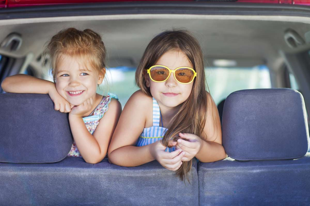 summer travel tips with kids