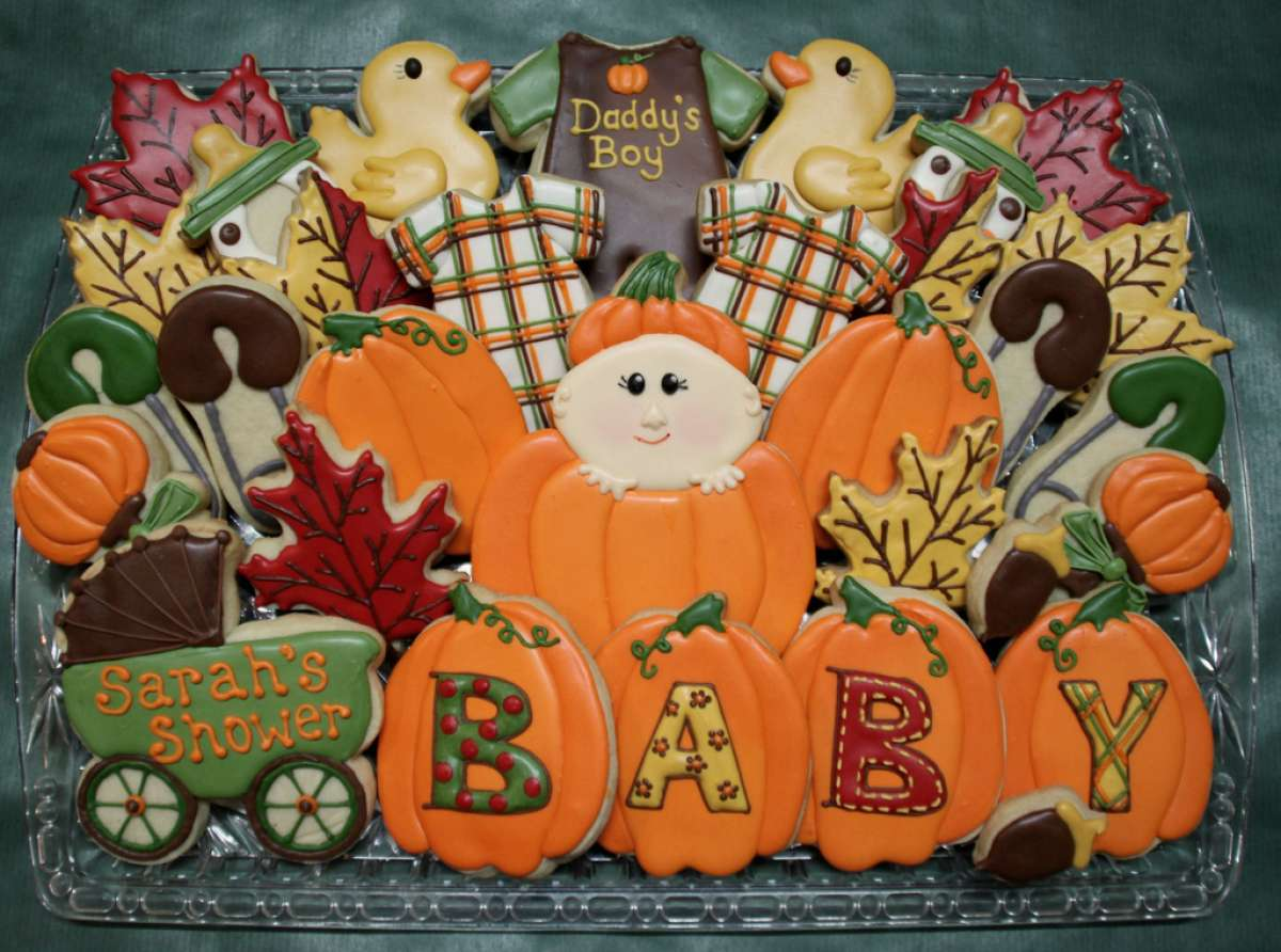 Fall Themed Baby Shower Ideas Familyeducation