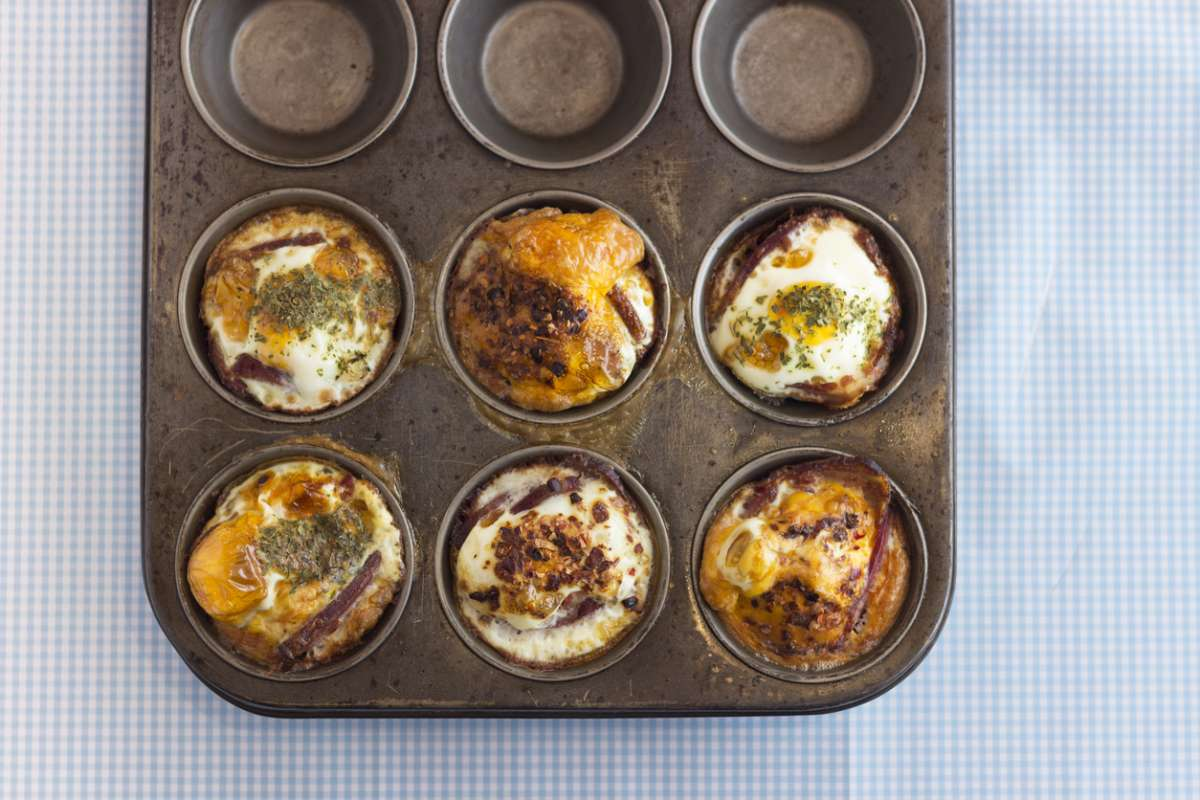 make-ahead muffin tin meals
