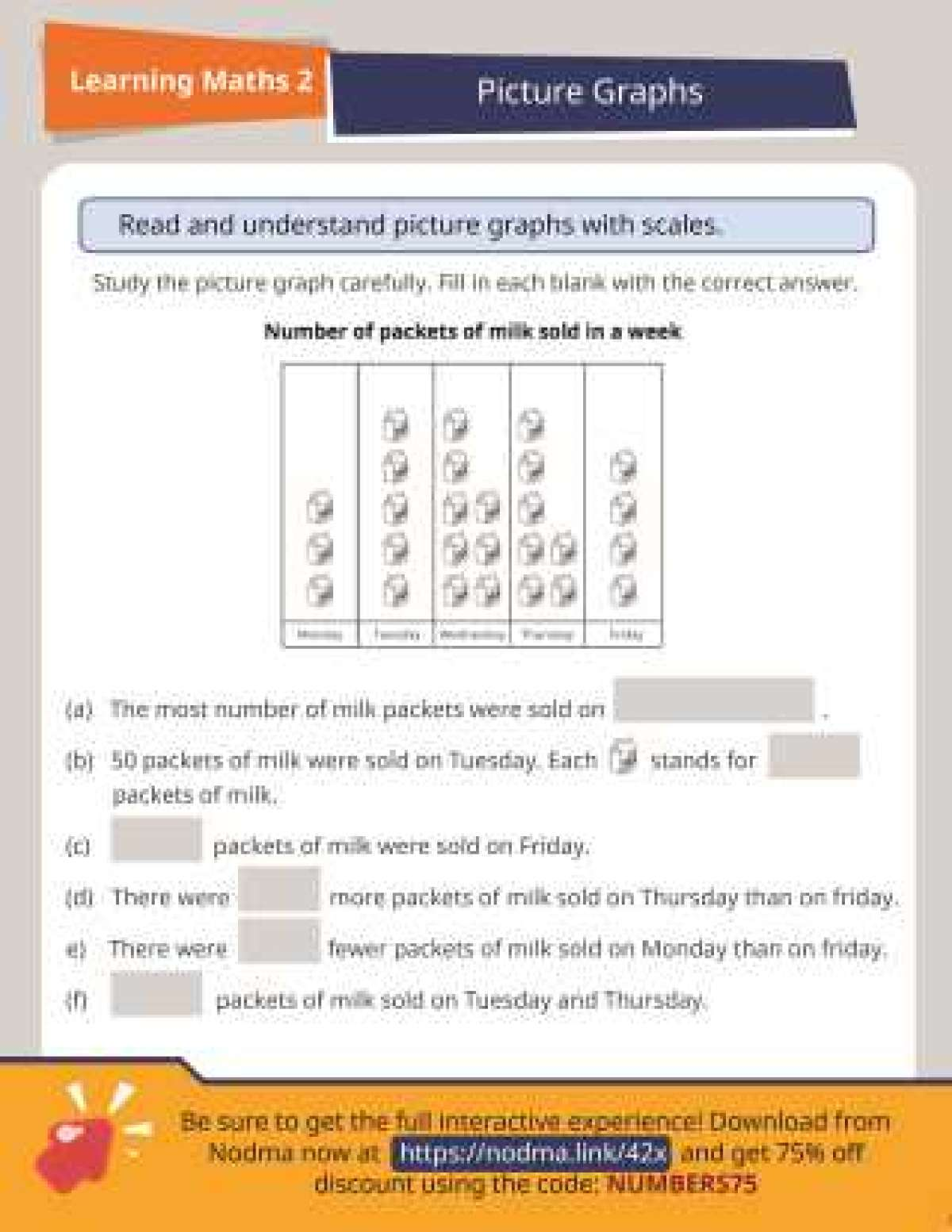 Second Grade Math Activities and Printables - FamilyEducation