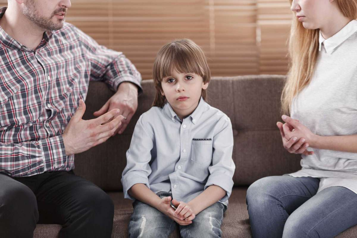 The Effects of Divorce on Boys