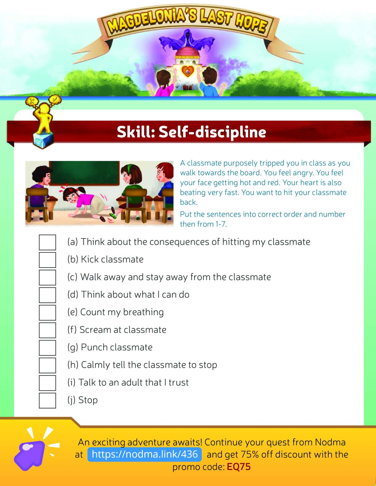 Seventh Grade Resources and Skill-Builders - FamilyEducation