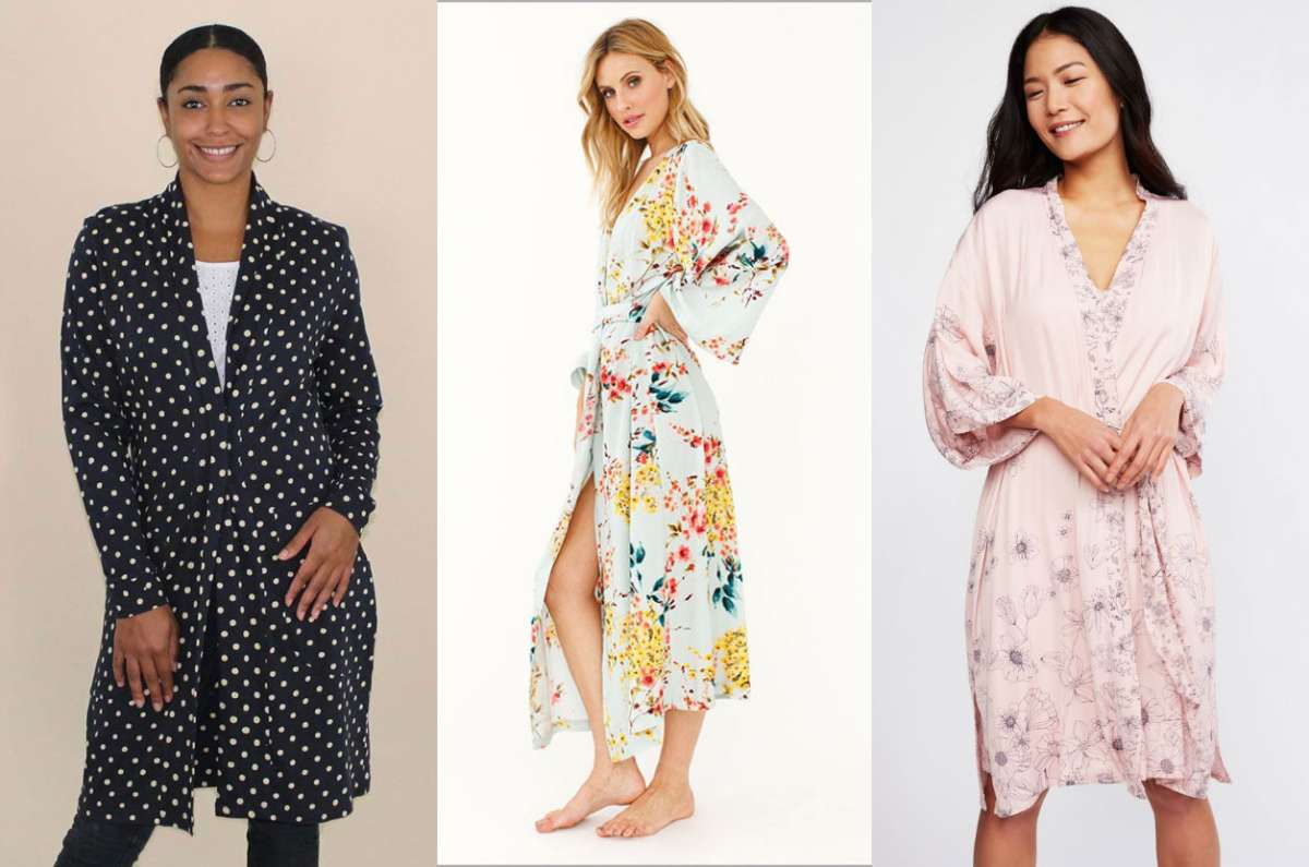 robes to pack in your hospital bag