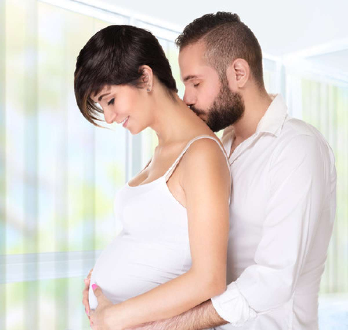 Staying Intimate During Pregnancy