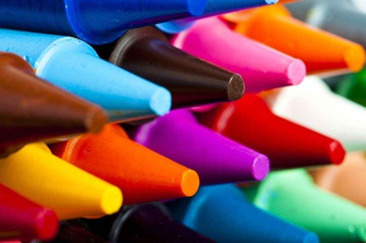 Recycled Crayons Activity for Kids