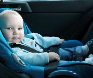 Car Seat and Booster Seat Safety for Kids