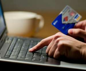 Shopping Online, Credit Card