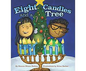 Eight Candles and a Tree, children's book