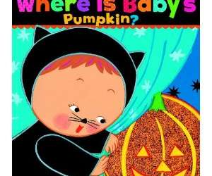 Halloween children's book, Where Is Babys Pumpkin