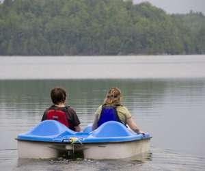Homemade Paddleboat Activity for Kids