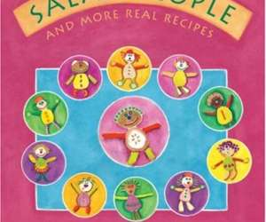 Salad People cookbook for kids