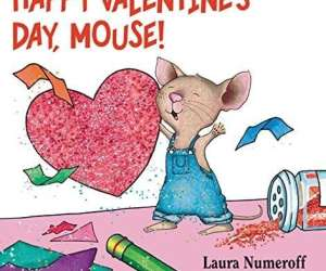 Happy Valentine's Day, Mouse book cover