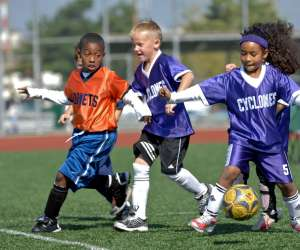 the best fall sports - soccer