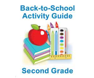 Second Grade Summer Learning Guide: Get Ready for Back-to-School