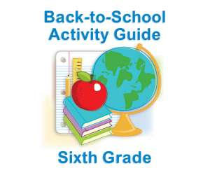 6th Grade Activity Guide