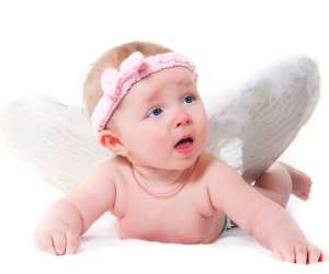 Cupid Baby Costume
