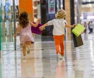Tips for surviving Black Friday with kids
