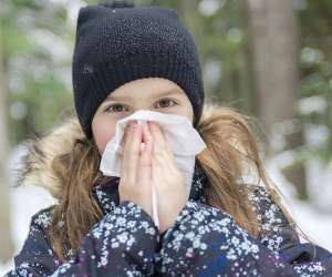 Feed Your Kid Right to Prevent Cold and Flu