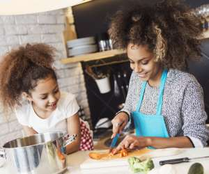 how to stick to a healthy diet when you're a parent on the go