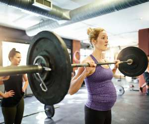 Extreme Fitness During Pregnancy