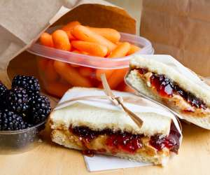 10 Easy Ideas for Better Bag Lunches
