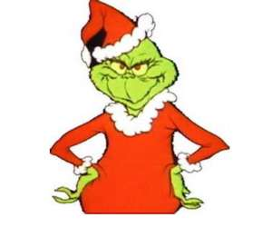 What I Learned About Motherhood and Mindfulness From The Grinch