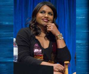 mindy kaling on parenting