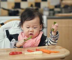 The Best Foods for Baby-Led Weaning