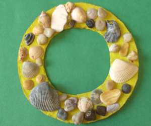 ShellWreath,craft
