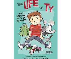 Life of Ty Non Random Acts of Kindness, children's book