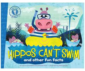 Hippos Cant Swim book