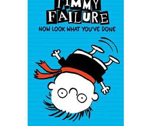 Timmy Failure Look What Youve Done book