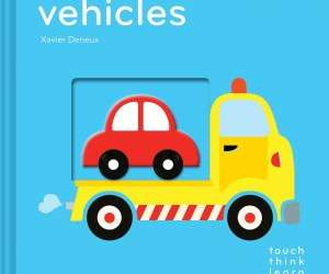 TouchThinkLearn Vehicles book