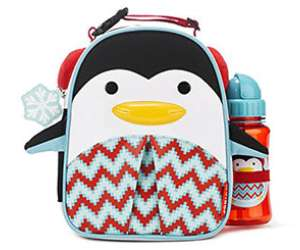 Skip Hop Zoo penguin lunch box