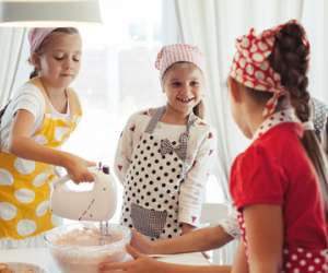 Cooking Party Activity for Kids